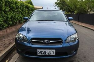 2005 Subaru Liberty Safety Pack AWD Blue 5 Speed Manual Sedan Hove Holdfast Bay Preview