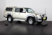 2007 Mazda BT-50 B3000 SDX (4x4) Gold 5 Speed Manual Dual Cab Pick-up Mulgrave Hawkesbury Area Preview