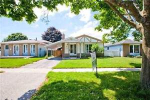 Detached Home Bungalow Situated On Quiet Cres In South Ajax