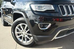 2013 Jeep Grand Cherokee WK MY14 Laredo (4x4) Black 8 Speed Automatic Wagon Waitara Hornsby Area Preview