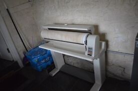 Rotary Iron in great condition. Industrial Iron