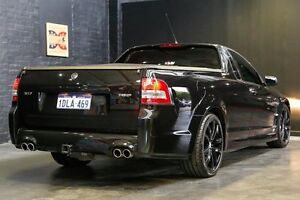 2010 Holden Special Vehicles Maloo E Series 2 GXP Phantom 6 Speed Manual Utility Northbridge Perth City Area Preview