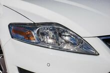 2013 Ford Mondeo MC LX PwrShift TDCi White 6 Speed Sports Automatic Dual Clutch Wagon Balcatta Stirling Area Preview