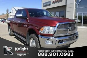 2012 Ram 3500 Laramie Heated/Cooled Leather Remote Start Sunroof