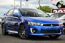 2016 Mitsubishi Lancer CF MY16 GSR Lightning Blue 5 Speed Manual Sedan Yeerongpilly Brisbane South West Preview