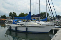 Mirage 33' Sailboat