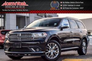 2015 Dodge Durango Citadel AWD|Trailer Tow Pkg|Keyless_Go|Heat S