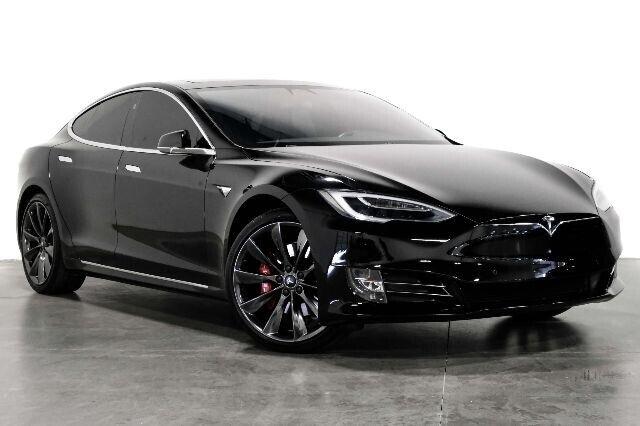 Image 2 Coche Americano usado Tesla Model S 2016