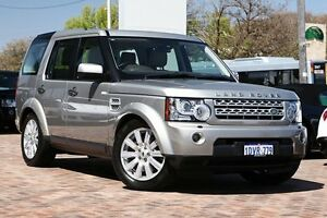 2012 Land Rover Discovery 4 Series 4 MY12 SDV6 CommandShift HSE Gold 6 Speed Sports Automatic Wagon Osborne Park Stirling Area Preview