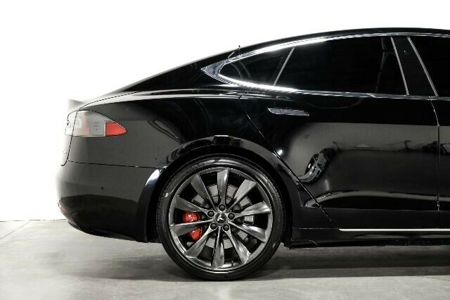 Image 8 Coche Americano usado Tesla Model S 2016