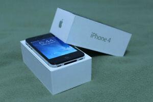 iPhone 4 - 16gb - Black