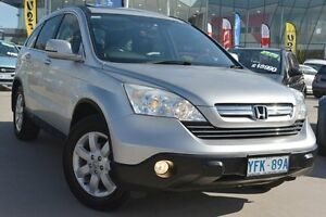 2008 Honda CR-V RE MY2007 Luxury 4WD Alabaster Silver 6 Speed Manual Wagon Pearce Woden Valley Preview