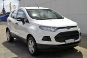 2017 Ford Ecosport BK Ambiente PwrShift White 6 Speed Sports Automatic Dual Clutch Wagon Thorngate Prospect Area Preview