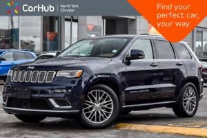 2018 Jeep Grand Cherokee Summit|4x4|Trailer Tow Pkgs|Pano_Sunroo