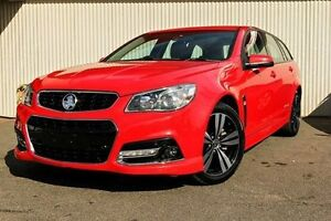 2015 Holden Commodore Red Sports Automatic Wagon Dandenong Greater Dandenong Preview