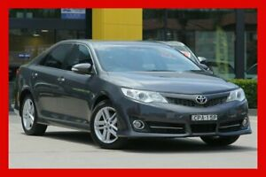2013 Toyota Camry ASV50R Atara S Grey 6 Speed Sports Automatic Sedan