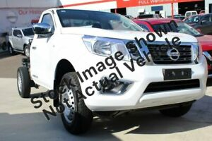 2018 Nissan Navara D23 S3 RX 4x2 White 6 Speed Manual Cab Chassis Port Macquarie Port Macquarie City Preview