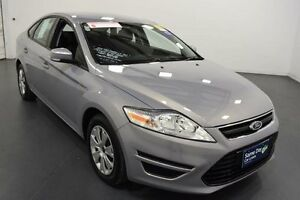 2013 Ford Mondeo MC LX Tdci Grey 6 Speed Direct Shift Hatchback Moorabbin Kingston Area Preview