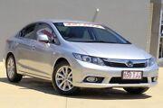 2013 Honda Civic 9th Gen Ser II VTi-LN Silver 5 Speed Sports Automatic Sedan Yeerongpilly Brisbane South West Preview