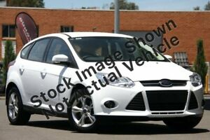 2011 Ford Focus LW Trend White 6 Speed Automatic Hatchback Tuggerah Wyong Area Preview
