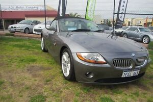 2003 BMW Z4 E85 3.0I Gun Metallic 5 Speed Auto Steptronic Roadster Wangara Wanneroo Area Preview