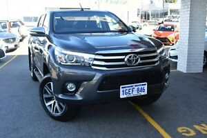 2016 Toyota Hilux GUN126R SR5 Double Cab 6 Speed Sports Automatic Utility Claremont Nedlands Area Preview