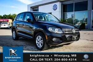 2013 Volkswagen Tiguan AWD 0.99% Financing Available OAC w/ Air