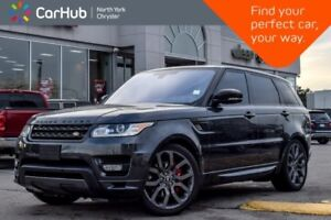 2016 Land Rover Range Rover Sport V8 Supercharged AWD|Pano_Sunro