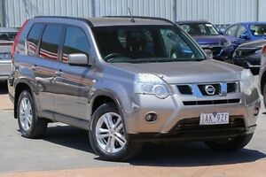 2013 Nissan X-Trail T31 Series V TS Grey 6 Speed Sports Automatic Wagon Ferntree Gully Knox Area Preview