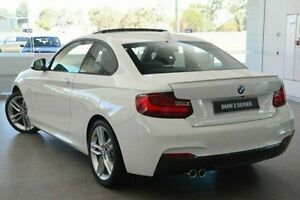 2016 BMW 230i F22 M Sport White 8 Speed Sports Automatic Coupe Wangara Wanneroo Area Preview