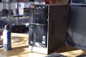HP Core i5 3.10Ghz Dual-Core 4GB RAM 1TB HDD Desktop PC +Monitor