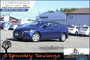 2017 Hyundai Elantra - Automatic - Heated Seats - $10/Day!