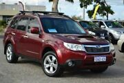 2009 Subaru Forester S3 MY09 XT AWD Premium Red 5 Speed Manual Wagon Pearsall Wanneroo Area Preview