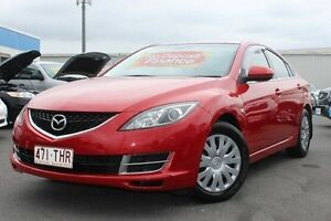 2009 Mazda 6 GH1051 MY09 Limited Red 5 Speed Sports Automatic Sedan Yeerongpilly Brisbane South West Preview