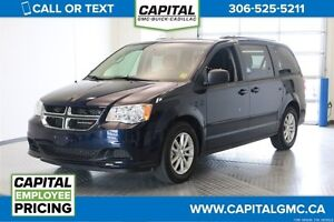 2015 Dodge Grand Caravan SXT DVD Entertainment