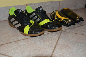 Adidas NITROCHARGE 3.0 US 11 Indoor IC Soccer Shoes NEARLY NEW!!