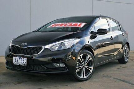 2014 Kia Cerato  Black Auto Seq Sportshift Hatchback Mentone Kingston Area Preview
