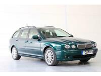 2007 JAGUAR X-TYPE 2.1 S 5DR ESTATE