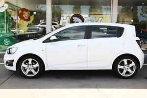 2015 Holden Barina TM MY16 CDX White 6 Speed Automatic Hatchback Somerton Park Holdfast Bay Preview