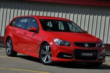 2014 Holden Commodore VF SV6 Red Hot 6 Speed Automatic Sportswagon Homebush Strathfield Area Preview