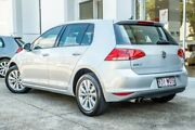 2015 Volkswagen Golf VII MY16 92TSI DSG Comfortline Silver 7 Speed Sports Automatic Dual Clutch Capalaba Brisbane South East Preview