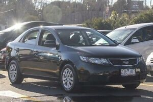 2012 Kia Cerato TD MY13 S Black 6 Speed Sports Automatic Sedan Ringwood East Maroondah Area Preview