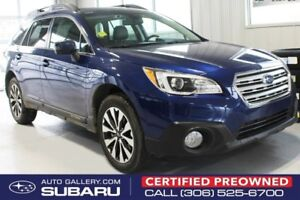 2016 Subaru Outback 2.5i w/Limited & Tech Pkg