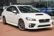 2017 Subaru WRX V1 MY17 STI AWD Premium White 6 Speed Manual Sedan Osborne Park Stirling Area Preview