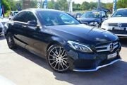 2015 Mercedes-Benz C250 W205 806MY 7G-Tronic + Black 7 Speed Sports Automatic Sedan Pearce Woden Valley Preview