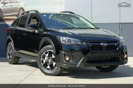 2017 Subaru XV G5X MY18 2.0i-L Lineartronic AWD Black 7 Speed Constant Variable Wagon Sutherland Sutherland Area Preview