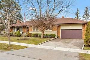 Rare Ranch Style Bungalow With 2 Car Garage