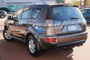 2009 Mitsubishi Outlander ZG MY09 LS Gold 6 Speed Constant Variable Wagon Osborne Park Stirling Area Preview