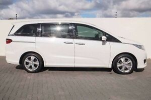 2016 Honda Odyssey RC MY16 VTi White 7 Speed Constant Variable Wagon Wangara Wanneroo Area Preview