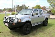 2012 Nissan Navara D22 S5 ST-R Silver 5 Speed Manual Utility Ormeau Gold Coast North Preview